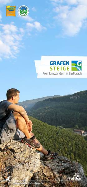 Grafensteige - Premiumwandern Bad Urach
