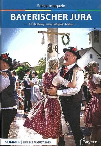Bayerischer Jura Freizeitmagazin