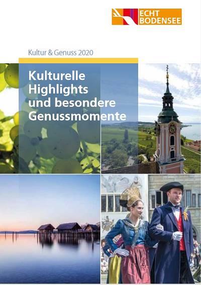 Kultur & Genuss am Bodensee