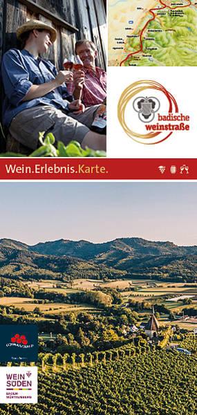 WeinErlebnisKarte. Badische Weinstraße
