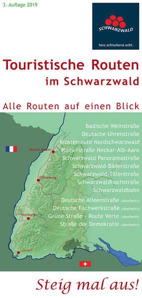 Touristische Routen im Schwarzwald