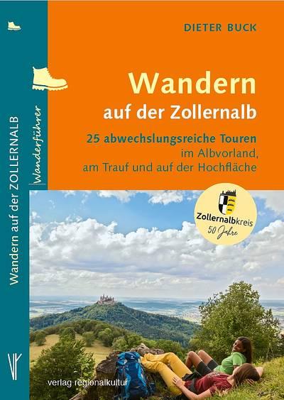 Buch: Wanderungen und Spaziergänge auf der Zollernalb