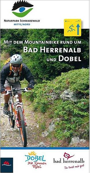 Mit dem Mountainbike rund um Bad Herrenalb und Dobel