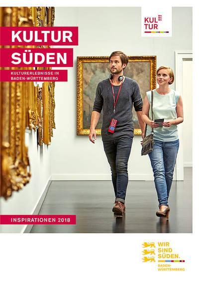 Flyer Kulturpauschalen im Süden 2018