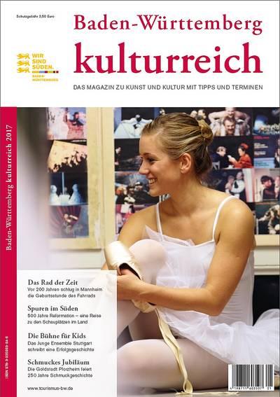 Baden-Württemberg kulturreich 2016