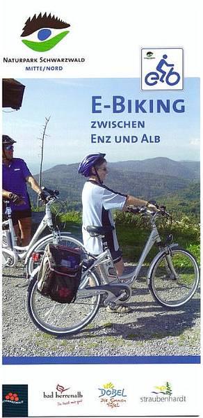 E-Biking zwischen Enz und Alb