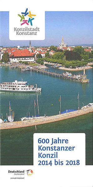 600 Jahre Konstanzer Konzil - Europa zu Gast