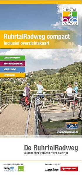 Ruhrdalfietsroute compact - Nederlands