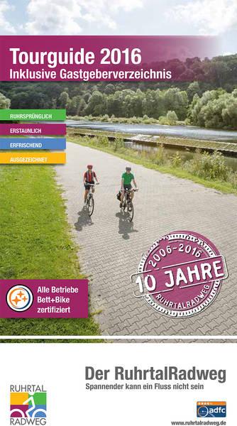 RuhrtalRadweg Tourguide 2016