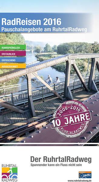 RuhrtalRadweg – RadReisekatalog 2016