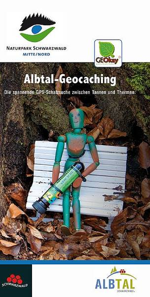 Geocaching Albtal