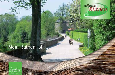 Imagebroschüre Stadt Rüthen