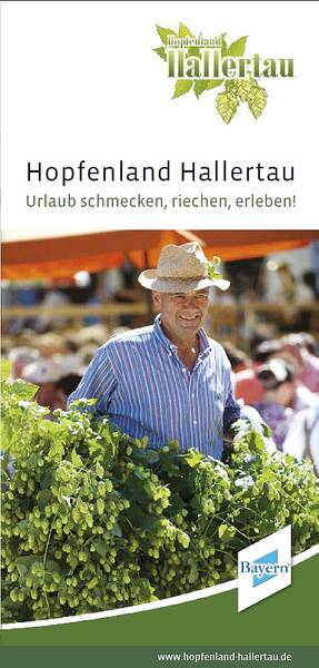 Hopfenland Hallertau - Imageflyer