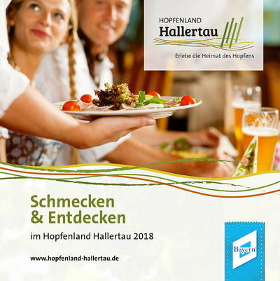 Hopfenland Hallertau - schmecken & entdecken