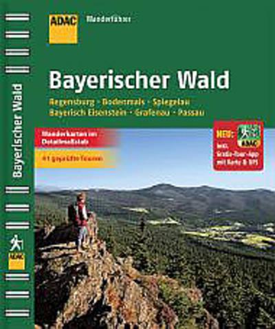ADAC Wanderführer Bayerischer Wald 12,99 €