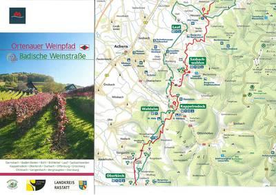 Ortenauer Weinpfad - Badische Weinstrasse