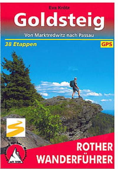 Goldsteig - Rother Wanderführer 14,90