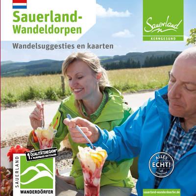 Sauerland-Wandeldorpen - Booklet