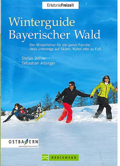 Winterguide Bayerischer Wald 14,95