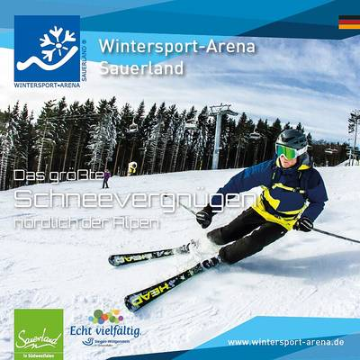 Wintersport-Arena Sauerland alpin - Booklet