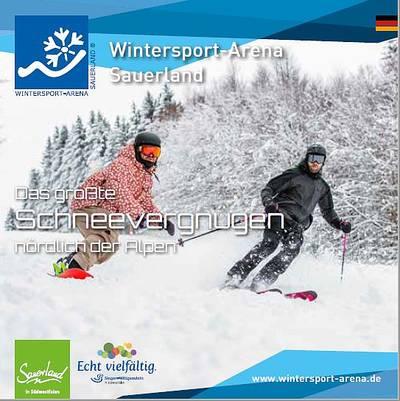 Wintersport-Arena Sauerland alpin 2016/2017 - Booklet