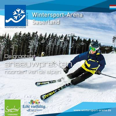 Wintersport-Arena Sauerland alpin 2016/2017 - Booklet NL
