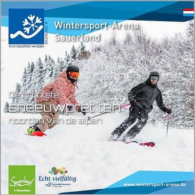 Wintersport-Arena Sauerland alpin 2016/2017 - Booklet NL