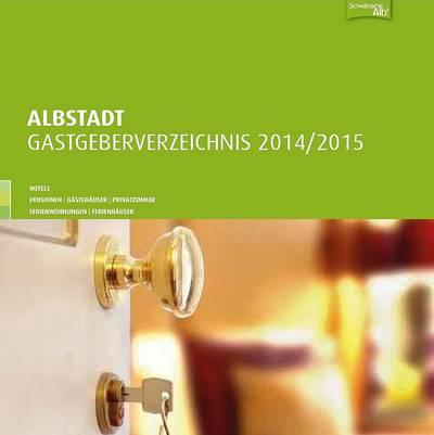 Gastgeberverzeichnis 2014/2015