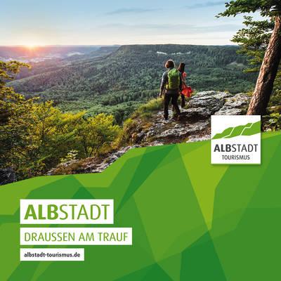 Imagebroschüre Albstadt - deutsch
