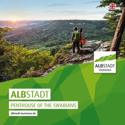 Imagebroschüre Albstadt - englisch