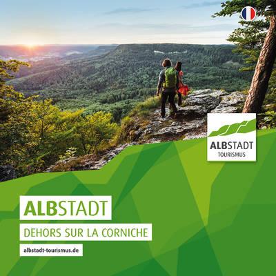 Imagebroschüre Albstadt - französisch
