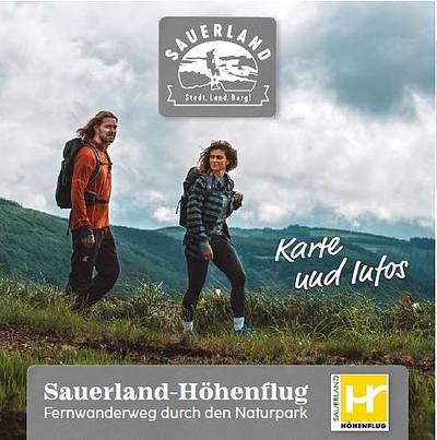 Sauerland Höhenflug - Übersichtskarte