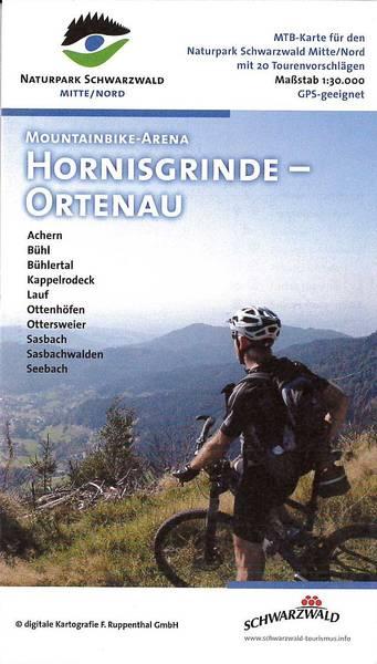 Mountainbike-Karte