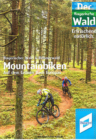 Mountainbiken auf dem Grünen Dach Europas