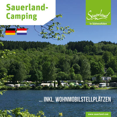 Sauerland-Camping - Booklet
