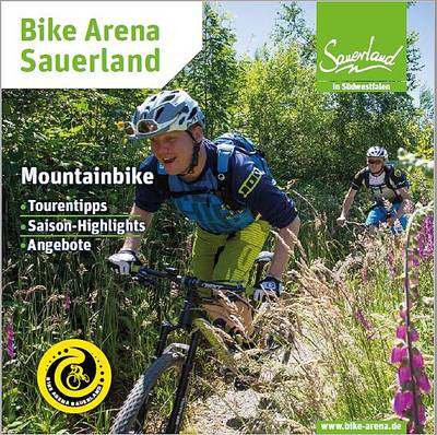 Bike Arena Sauerland - Booklet