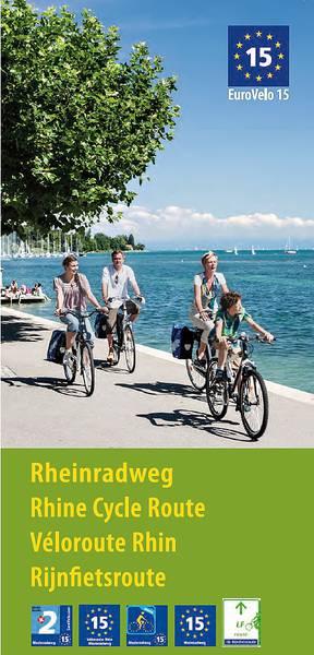 """Rhein-Radweg \""""Europareise mit Flussblick\"""""""