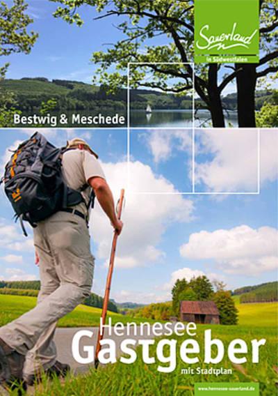 Gastgeberverzeichnis Hennesee (Meschede & Bestwig) 2016