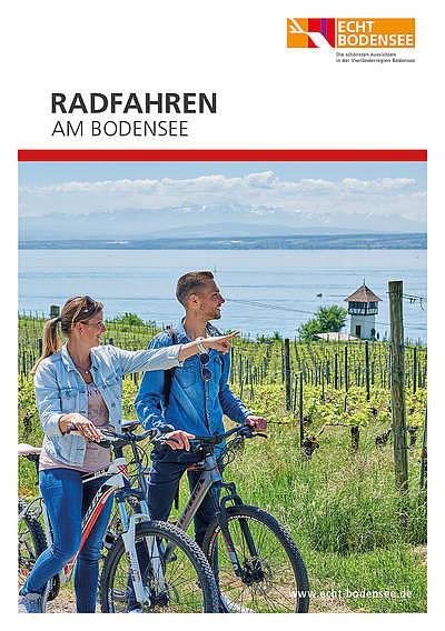 Radfahren am Bodensee