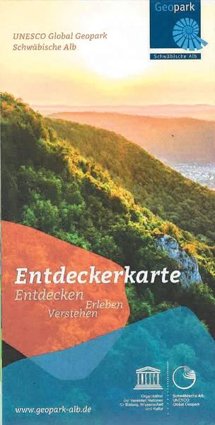 GeoPark Entdeckerkarte