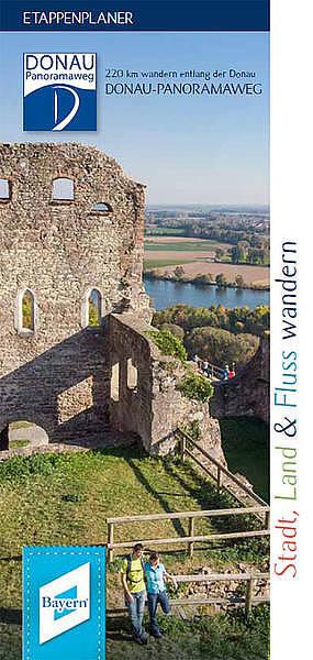 Donau-Panoramaweg - Etappenplaner