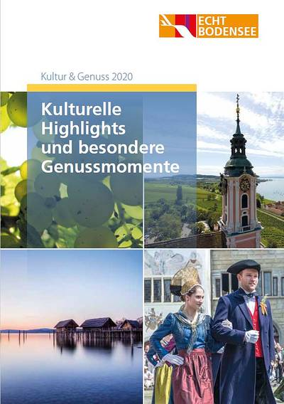 Kultur & Genuss am Bodensee 2018