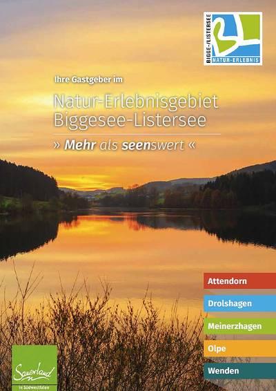 Biggesee-Listersee Gastgeberverzeichnis 2017 / 2018