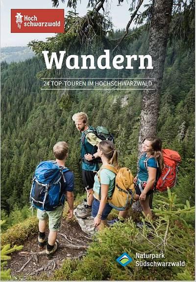 Wandertouren Pocketguide