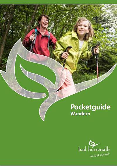 Pocketguide Wandern