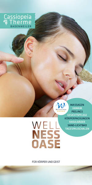 Wellnessoase Cassiopeia Therme