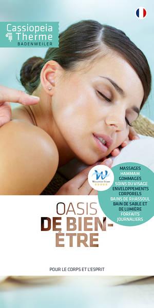 Oasis de bien-être des Thermes Cassiopeia