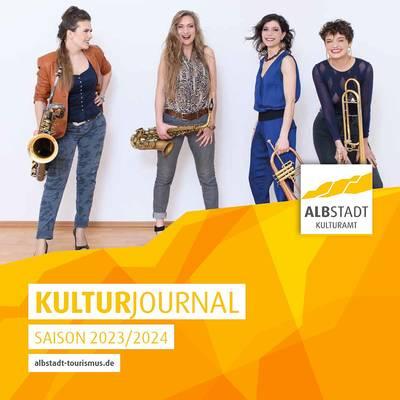 Kulturjournal 2017/ 2018