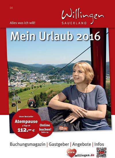 Willingen - Mein Urlaub 2016