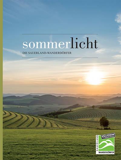 Sommerlicht - Die Sauerland Wanderdörfer